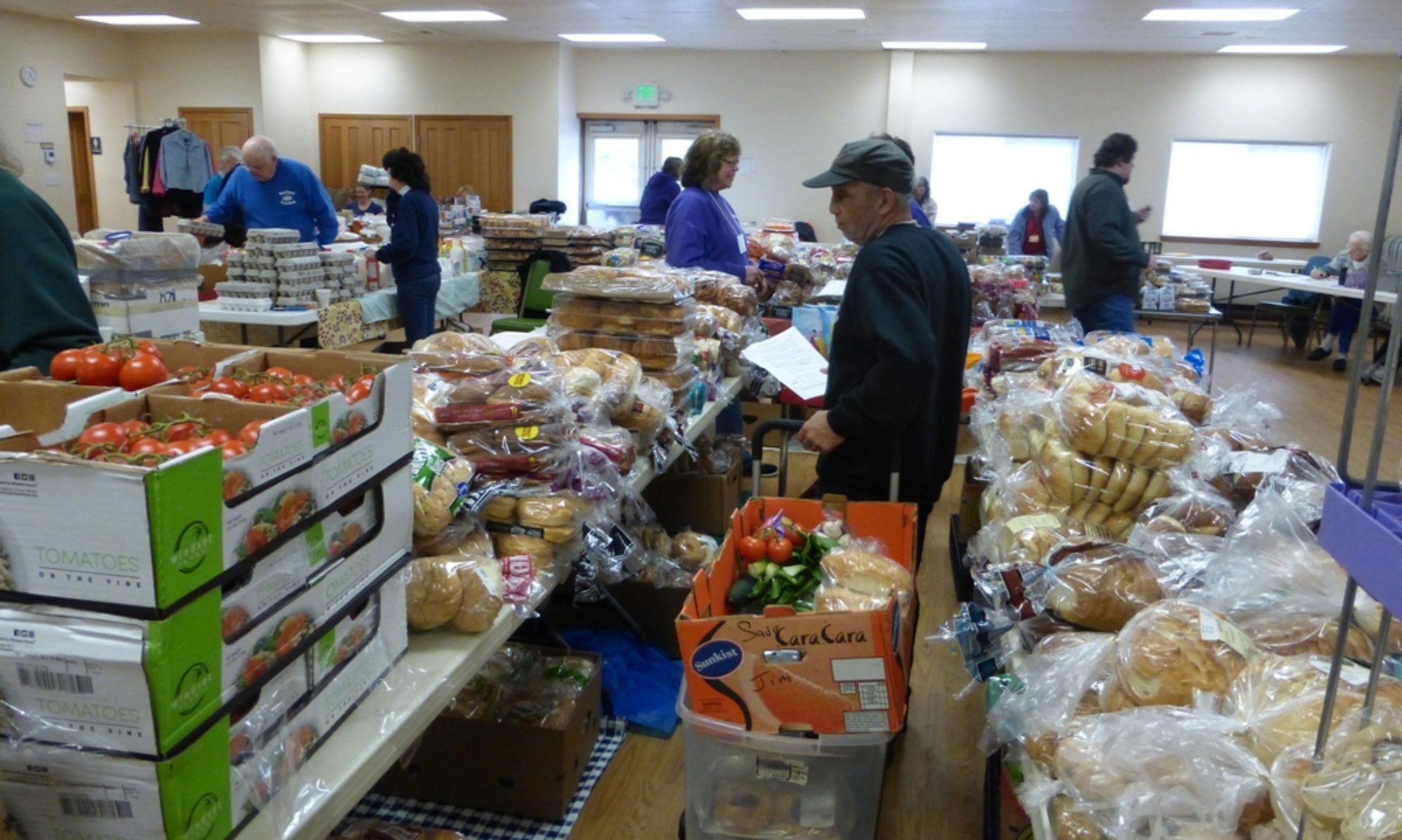 Hood Canal Food Bank
